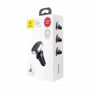 Drzac za mobilni telefon BASEUS Privity magnet crni
