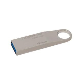 Fleš Pen 64GB, metalni, DataTravel SE9 G2, USB 3.0 Kingston