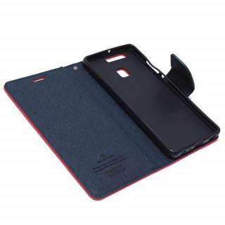 Futrola BI FOLD MERCURY za Huawei P9 crvena