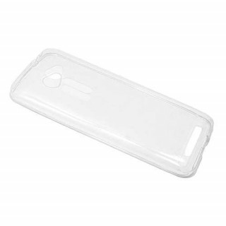 Futrola ULTRA TANKI PROTECT silikon za Asus ZENFONE 2 5.0 ZE500CL providna (bela