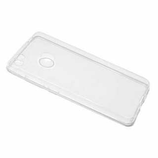 Futrola ULTRA TANKI PROTECT silikon za Xiaomi Mi 4S providna (bela)