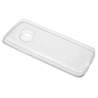 Futrola ULTRA TANKI PROTECT silikon za Motorola Moto X 2017 providna (bela)
