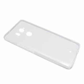 Futrola ULTRA TANKI PROTECT silikon za HTC U11 Plus providna (bela)
