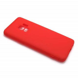 Futrola PVC 360 PROTECT za Samsung G960F Galaxy S9 crvena