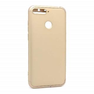 Futrola PVC 360 PROTECT za Huawei Honor 7A/Y6 Prime 2018 zlatna
