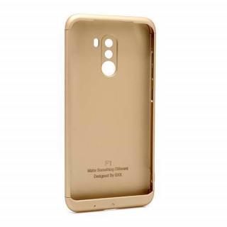 Futrola PVC 360 PROTECT za Xiaomi Pocophone F1 zlatna