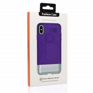 Futrola CLASSIC za Iphone XR ljubicasta