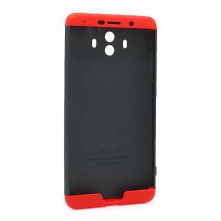 Futrola PVC 360 PROTECT za Huawei Mate 10 crno-crvena