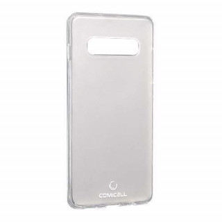 Futrola silikon DURABLE za Samsung G975F Galaxy S10 Plus bela