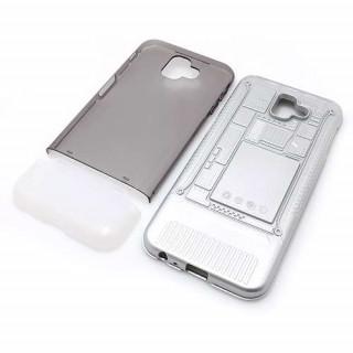 Futrola CLASSIC za Samsung J610F Galaxy J6 Plus siva
