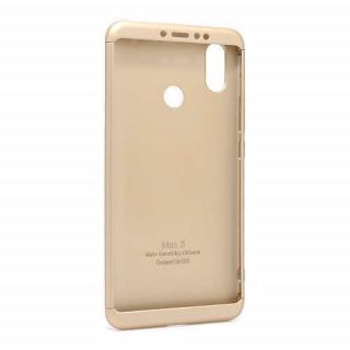 Futrola PVC 360 PROTECT za Xiaomi Mi Max 3 zlatna