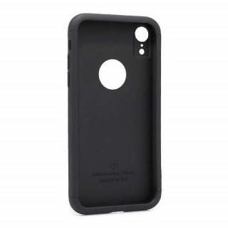 Futrola PVC 360 PROTECT za Iphone XR crna