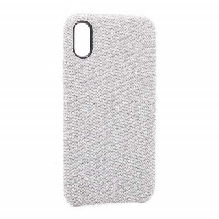 Futrola CANVAS za Iphone X/XS svetlo siva