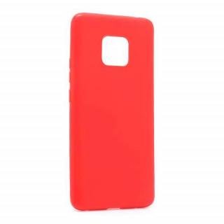 Futrola ULTRA TANKI KOLOR za Huawei Mate 20 Pro crvena
