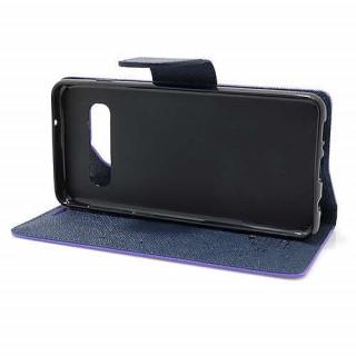 Futrola BI FOLD MERCURY za Samsung G973F Galaxy S10 ljubicasta