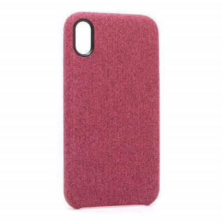 Futrola CANVAS za Iphone XR pink