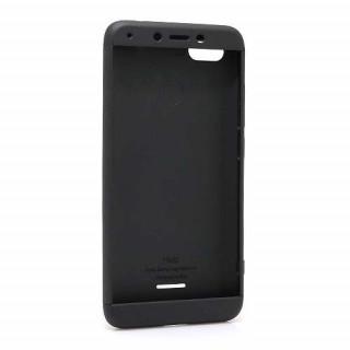 Futrola PVC 360 PROTECT za Xiaomi Redmi 6A crna
