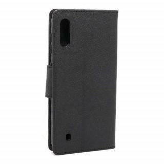 Futrola BI FOLD MERCURY za Samsung M105F Galaxy M10 crna