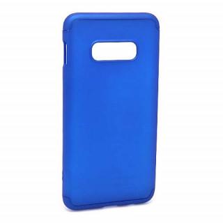 Futrola PVC 360 PROTECT za Samsung G970F Galaxy S10e plava