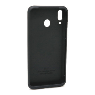 Futrola PVC 360 PROTECT za Samsung M205F Galaxy M20 crna