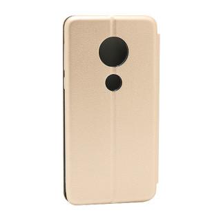 Futrola BI FOLD Ihave za Motorola Moto G7 Play zlatna