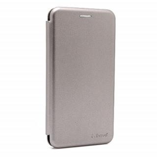 Futrola BI FOLD Ihave za Huawei Y5 2019/Honor 8S 2019/2020 siva