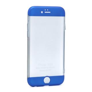 Futrola PVC 360 PROTECT NEW za Iphone 6G/6S plava