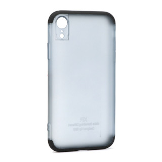 Futrola PVC 360 PROTECT NEW za Iphone XR crna