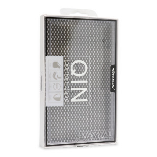 Futrola NILLKIN QIN za Xiaomi Redmi Note 8 Pro crna