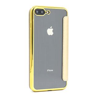 Futrola BI FOLD SHINING za Iphone 7 Plus/8 Plus zlatna