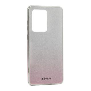 Futrola GLASS Ihave Glitter za Samsung G988F Galaxy S20 Ultra DZ02