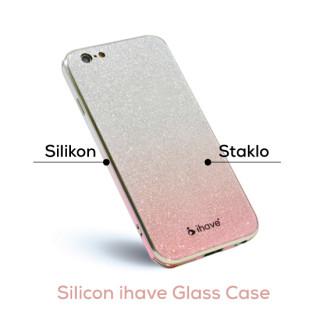 Futrola GLASS Ihave Glitter za Xiaomi Redmi Note 8 DZ02