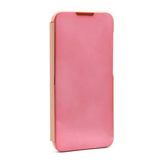 Futrola BI FOLD CLEAR VIEW za Xiaomi Redmi 9 roze