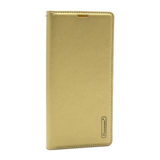 Futrola BI FOLD HANMAN za Samsung A217F Galaxy A21s zlatna
