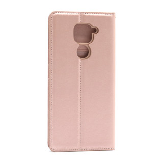 Futrola BI FOLD HANMAN za Xiaomi Redmi Note 9 svetlo roze