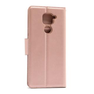 Futrola BI FOLD HANMAN II za Xiaomi Redmi Note 9 svetlo roze