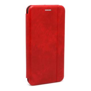Futrola BI FOLD Ihave Gentleman za Xiaomi Redmi 9 crvena