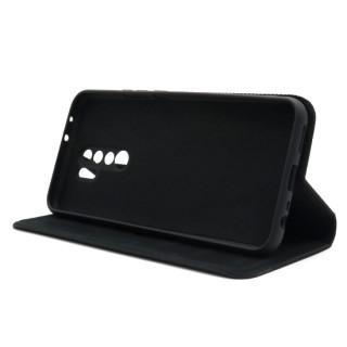 Futrola BI FOLD Ihave Canvas za Xiaomi Redmi 9 crna