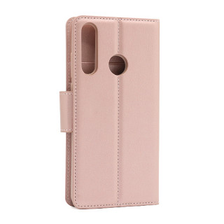 Futrola BI FOLD HANMAN II za Huawei Y6p svetlo roze