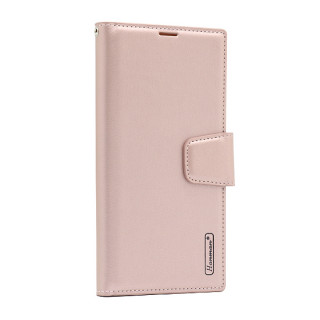 Futrola BI FOLD HANMAN II za Samsung Galaxy Note 20 Ultra svetlo roze