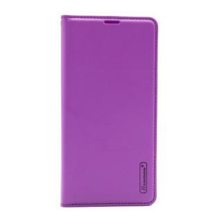 Futrola BI FOLD HANMAN za Huawei Y6p ljubicasta