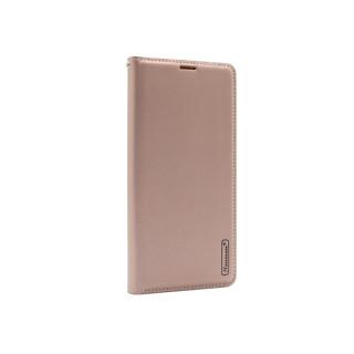 Futrola BI FOLD HANMAN za Samsung A326B Galaxy A32 5G svetlo roze