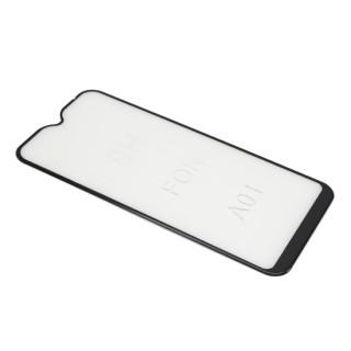 Folija za zastitu ekrana GLASS 5D za Samsung A015F Galaxy A01 crna