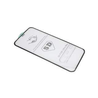 Folija za zastitu ekrana GLASS 5D za Iphone 12 Pro Max (6.7) crna