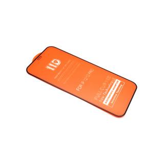 Folija za zastitu ekrana GLASS 11D za Iphone 12/12 Pro (6.1) crna