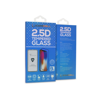 Folija za zastitu ekrana GLASS 2.5D za Iphone 12 mini (5.4) crna