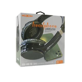 Slusalice Moxom MX-WL16 Bluetooth crne