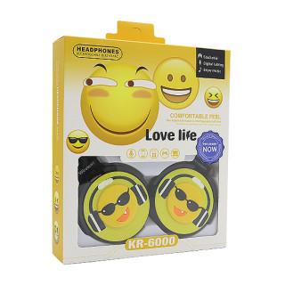 Slusalice KR 6000 emoji DZ1