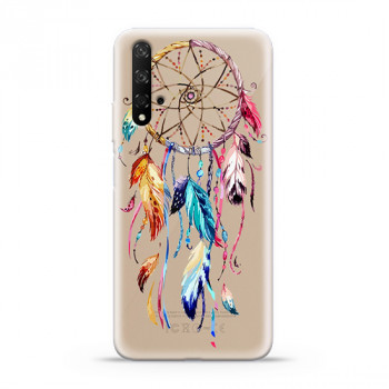 Futrola ULTRA TANKI PRINT CLEAR za Huawei Honor 20/Nova 5T ND0080