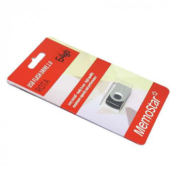 USB Flash memorija MemoStar 64GB ROTA srebrna